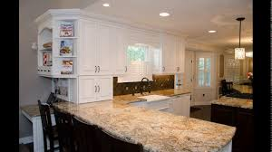 kitchen peninsula designs with seating