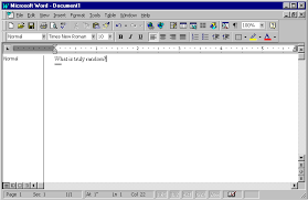 Editing Word Files For Publication