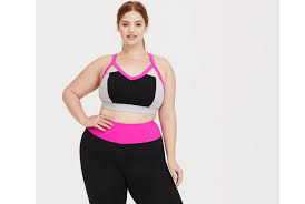Torrid Sports Bra Size Chart The 6 Best Brands For Plus Size Activewear Real Simple