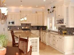 Kitchen Design Ideas Antique White Cabinets Photo   2