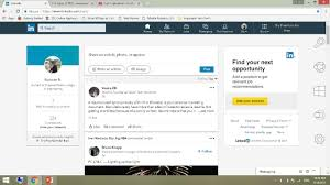 How To Share Linkedin Profile Youtube