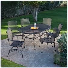 Ebay Wrought Iron Outdoor Furniture Patios Home Decorating