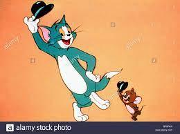 TOM, Jerry die Katze mit der Maus, Tom und Jerry, 1955 Stockfotografie -  Alamy