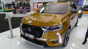 2018 DS 7 Crossback Grand <b>Chic</b> BlueHDi <b>180</b> - Exterior and Interior