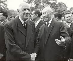 Adenauer dans Merkholl
