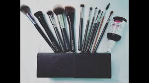 p a c brushes makeup brushes haul in india