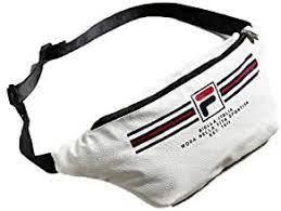 FILA XL Biella Italia Sling Bag (White): Buy Online at Best Price in UAE -  Amazon.ae