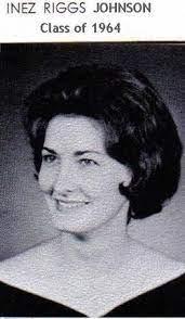 Inez Riggs Johnson (1946-2000) - Find A Grave Memorial