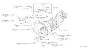 manual transmission, transaxle & fitting for 1987 nissan 300zx 1987 Nissan 300zx Ignition Wiring Diagram 1987 nissan 300zx manual transmission, transaxle & fitting diagram c01 1987 nissan 300zx radio wiring diagram