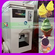 Self Serve Ice Vending Machines Best Best Seller Automatic Soft Ice Cream Vending Machineice Cream