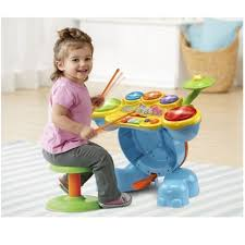 Kids Drum Stand Heads Best 24 Month Girl Boy Toys Toddler 1 3 4 Year Old Sets for 18 Baby 36 2