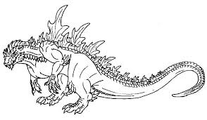 Showing 12 coloring pages related to ultraman vs godzilla. Godzilla Coloring Pages Print Monster For Free