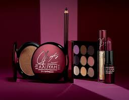 m a c x aaliyah makeup collection
