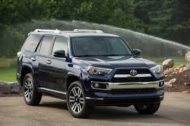 2016 Toyota 4Runner Reviews and Rating | Motor Trend
