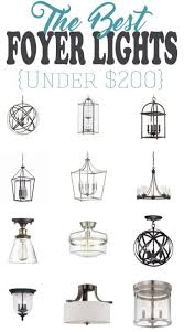 15 of the best entryway lighting fixtures for a small budget these foyer lights and