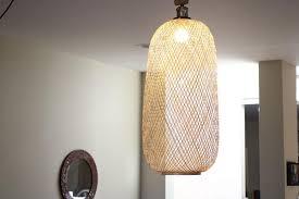 bamboo pendant light. Lumina Bamboo Handwoven Pendant Lamps - Sphere \u0026 Oblong Light A