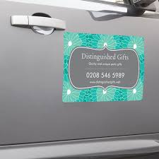 Magnetic Van Signs Custom Car Door Magnets Vistaprint