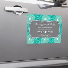 Magnetic Van Signs Custom Car Door Magnets Vistaprint