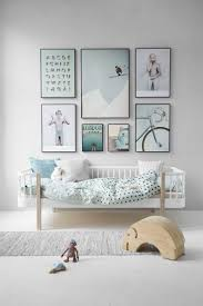 blue kids furniture. Kids Bedroom Picture Wall In Mint Blue Furniture