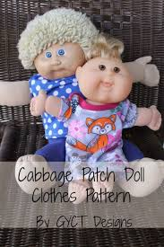 Best 20 Cabbage patch kids clothes ideas on Pinterest Cabbage.