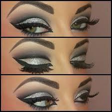 tutorial fashionern wp content uploads 2016 01 arabic black bronze eye makeup jpg bridal make up glitter