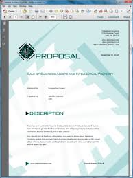 View Sale Of Business And Assets Sample Proposal Projects To Try