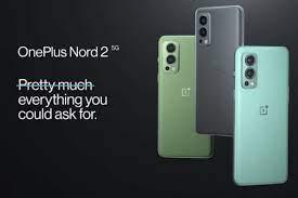OnePlus Nord 2 5G With MediaTek ...