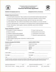 Memorandum Of Understanding Between Two Parties For Business