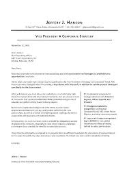 Resume Format With Cover Letter Mesmerizing Resumes And Cover Letters Examples Inspiration Resume Cover Letters