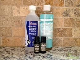 this homemade granite cleaner is all natural with non toxic ings and is