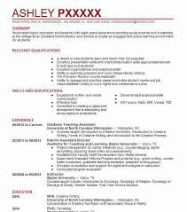 teaching assistant resume sample graduate teaching assistant resume sample livecareer
