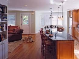 craftsman style kitchen lighting. Open Lshaped Kitchen Design With White Craftsman Style Cabinets Lighting