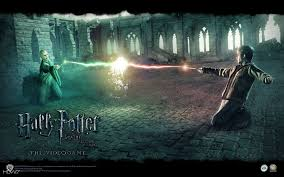 harry potter and the ly hallows harry vs voldemort final duel