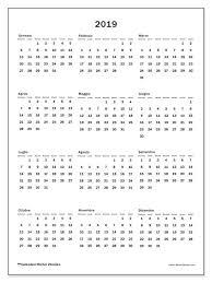 Calendario 2019 33ds Michel Zbinden It