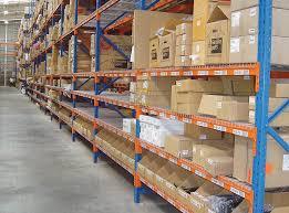mesh pallet racking shelves