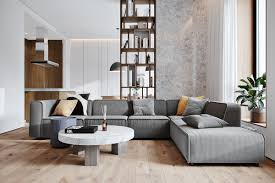 Contemporary Family Room Designs Cozy Contemporary Family Apartment In Moscow