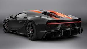 It is a maximum speed record for a production. Bugatti Chiron Super Sport 300 Specs Performance Data Fastestlaps Com