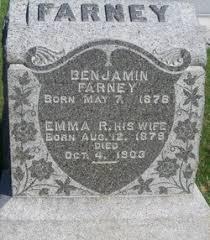 Benjamin Farney (1876-1951) - Find A Grave Memorial