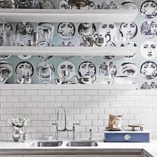 Modern Wallpaper For Kitchen Kitchen Wallpaper Ideas 10 Of The Best