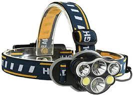Baoer 6-Light USB Charging T6+COB LED Strong ... - Amazon.com