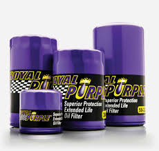 Extended Life Oil Filters Royal Purple Synthetic Oil