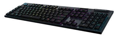Механическая игровая <b>клавиатура Logitech G915</b> с RGB ...