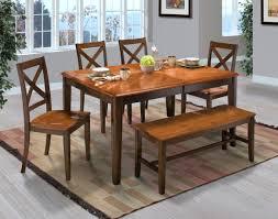 latitudes round corner dining set in two tone
