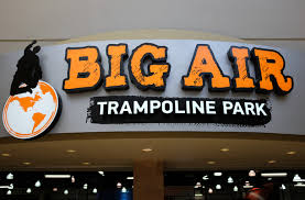 Amusement Parks News Big Air Trampoline Park