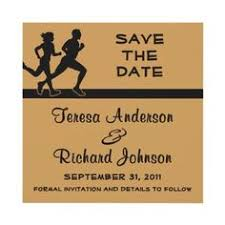 running themed wedding themed weddings, wedding card and weddings Running Themed Wedding Invitations save the date running Medieval Wedding Invitations
