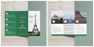 20 Professional Trifold Brochure Templates Tips Examples