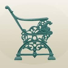 hammered iron garden bench गढ ल ह