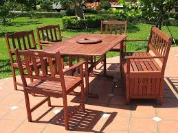 the best wood outdoor furniture