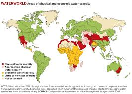 water and change environmental and human factors affecting water and change environmental and human factors affecting patterns and trends in physical water scarcity and economic water scarcity