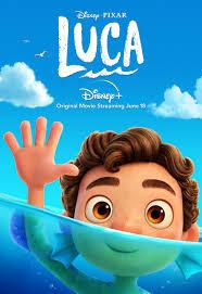 Disney and Pixar's Luca swims to... - Disney and Pixar's Luca